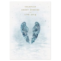 Coldplay: Ghost Stories Live 2014 (DVD/CD)
