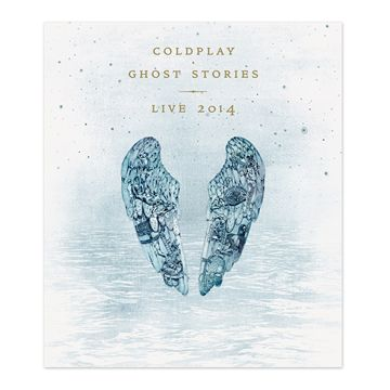 Coldplay: Ghost Stories Live 2014 (BluRay/CD)