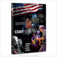 Crosby, Stills, Nash & Young: Deja Vu (DVD)