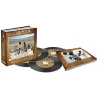 Crosby, Stills, Nash & Young: CSNY 1974 Box (3xCD/DVD)