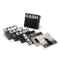 Cash, Johnny: American Recordings Box (7xVinyl)