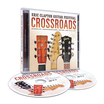 clapton eric crossroads guitar festival 2013 2xcd. Black Bedroom Furniture Sets. Home Design Ideas