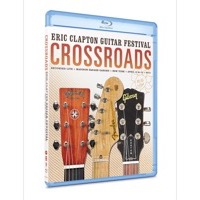 Clapton, Eric: Crossroads Guitar Festival 2013 (BluRay)