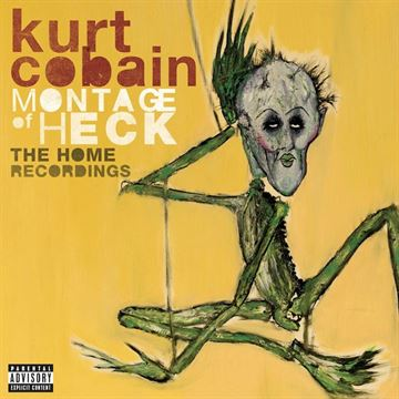 Cobain, Kurt: Montage Of Heck - The Home Recordings Dlx. (CD)