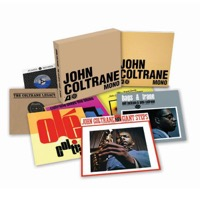 Coltrane, John: The Atlantic Years In Mono (7xVinyl)
