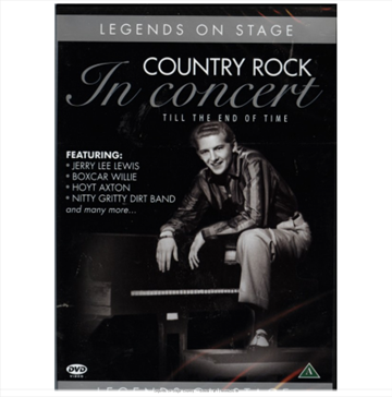 Diverse: Legends On Stage - Country Rock (DVD)