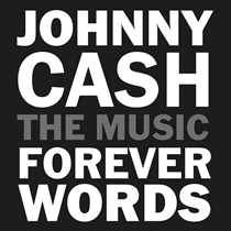 Cash, Johnny: Forever Words The Music (CD)