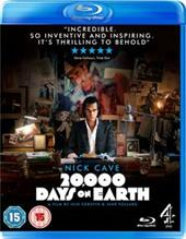 Cave, Nick: 20.000 Days On Earth (BluRay)