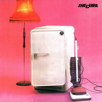 Cure, The: Three Imaginary Boys (Vinyl)