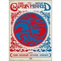 Clapton, Eric/Winwood, Steve: Live From Madison Square Garden (BluRay)