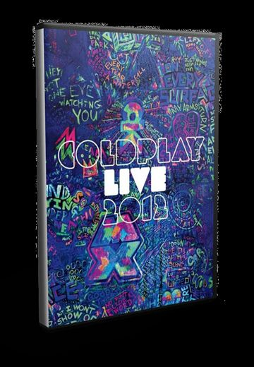 Coldplay: Live 2012 (DVD/CD)