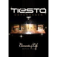 TIESTO: Copenhagen, Elements Of Life World Tour (Bluray)