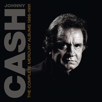 Cash, Johnny: Complete Mercury Albums 1986-1991 (7xCD)