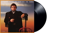 Cash, Johnny: Johnny Cash Is Coming To Town (Vinyl)
