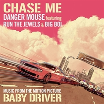 Danger Mouse feat. RTJ & Big Boi: Chase Me (Vinyl)