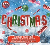 Diverse Kunstnere: Christmas - The Collection (3xCD)