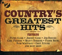 Diverse: Country's Greatest Hits (2xCD)