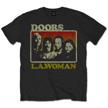 Doors, The: L.A. Woman T-shirt