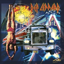 Def Leppard: The Vinyl Box Set - Volume One (9xVinyl)