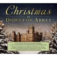 Diverse Kunstnere: Christmas at Downton Abbey (2xCD)