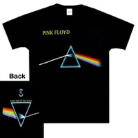 Pink Floyd: Dark Side of the Moon T-shirt L