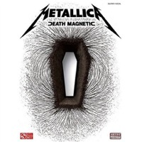 Metallica: Death Magnetic Tab for Guitar (Bog)