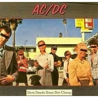 AC/DC: Dirty Deeds Done Dirt Cheap (Vinyl)