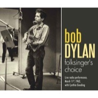 Dylan, Bob: Folksinger's Choice (CD)