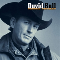 Ball, David: Thinkin' Problem (CD)