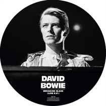 Bowie, David: Breaking Glass Ltd. (Vinyl)
