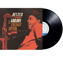 Gordon, Dexter: A Swingin' Affair (Vinyl)