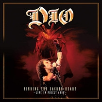 Dio: Finding The Secret Heart - Live In Philly 1986 Ltd. (2xVinyl)