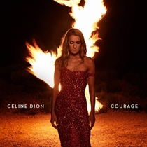 Dion, Celine: Courage Dlx. (CD)