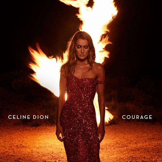 Dion, Celine: Courage (CD)