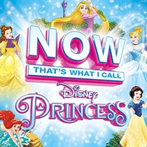 Diverse Kunstnere: Now That's What I Call Disney Princess (2xCD)