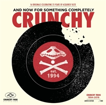Diverse Kunstnere: And Now for Something Completely Crunchy (2xVinyl)