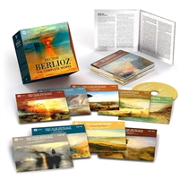 Diverse Kunstnere: Berlioz - The Complete Works (27xCD)