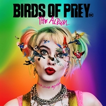 Diverse Kunstnere: Birds Of Prey - The Album (Vinyl)
