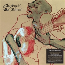 Diverse Kunstnere: Confessin' the Blues (5xVinyl)