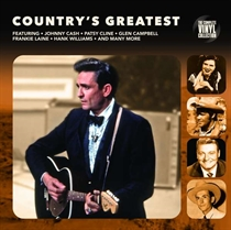 Diverse Kunstnere: Country's Greatest (Vinyl)