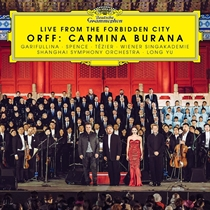 Diverse Kunstnere: Orff - Carmina Burana - Live From The Forbidden City (CD)