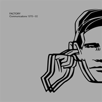 Diverse Kunstnere: Factory Records - Communication (8xVinyl)