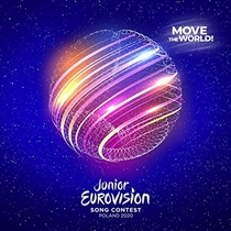 Diverse Kunstnere: Junior Eurovision Song Contest 2020  (CD)