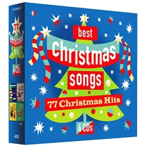 Diverse Kunstnere: Christmas Songs (4xCD)