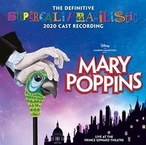 Diverse Kunstnere: Mary Poppins (CD)