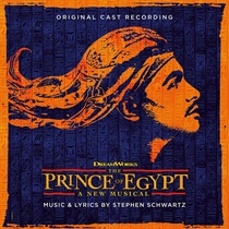 Diverse Kunstnere: The Prince of Egypt (CD)