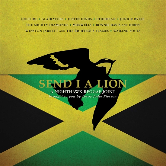 Diverse Kunstnere: Send I A Lion - A Nighthawk Reg (CD)