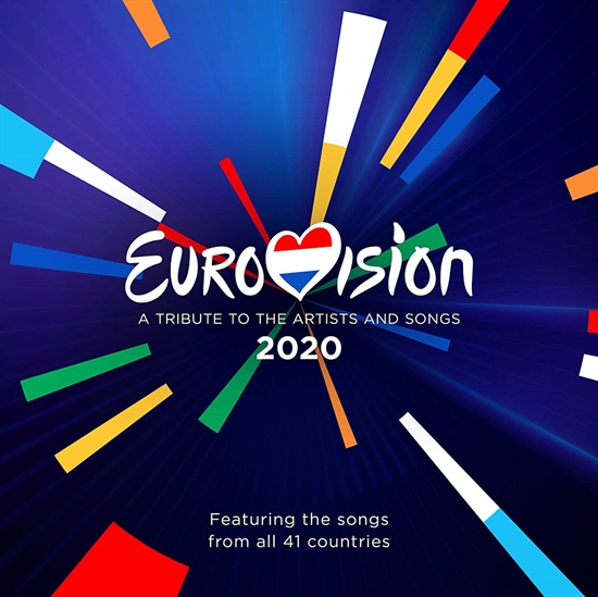 Diverse Kunstnere: Eurovision Song Contest 2020 (2xCD)