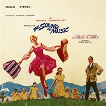 Diverse Kunstnere: The Sound of Music (Vinyl)