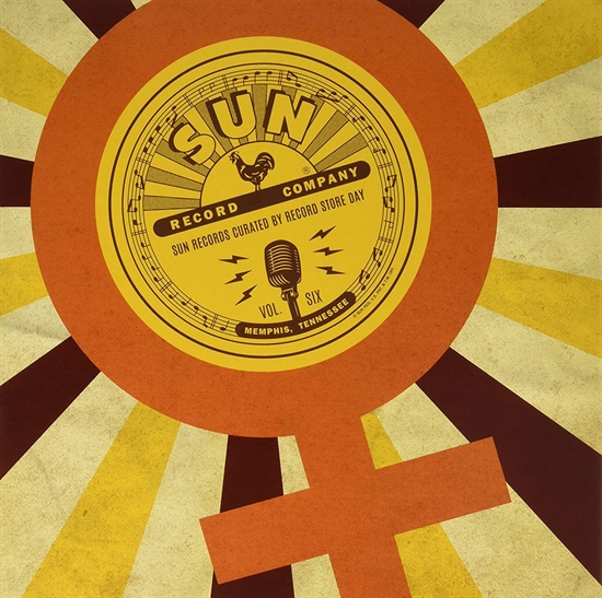 Diverse Kunstnere: Sun Records Curated By Record Store Day Vol.6 (Vinyl)